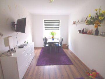 Einziehen und Wohlfühlen! 3 RaumWhg mit Balkon und netten Nachbarn 47179 Duisburg, Etagenwohnung